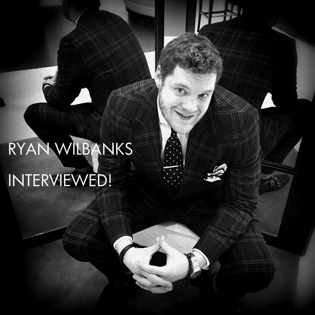 Of Cowboy Boots, Military Clothes And Suits: Ryan Wilbanks Interviewed!