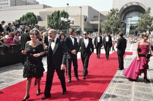 Arriving Awards Show