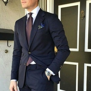 When To Button Or Unbutton A Suit Jacket - My Dapper Self