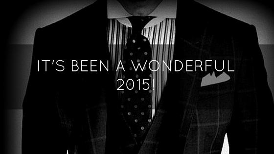 It's Been A Wonderful 2015!