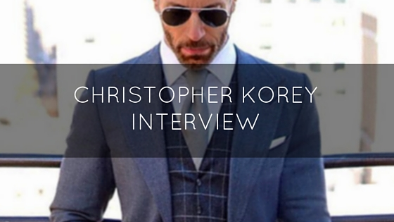 Old Hollywood With A Modern Twist: Christopher Korey Interviewed