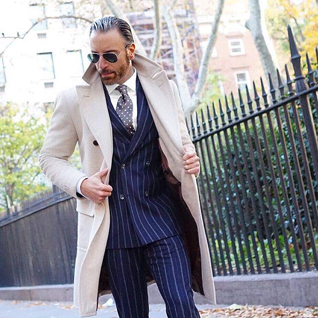 Christopher Korey coat