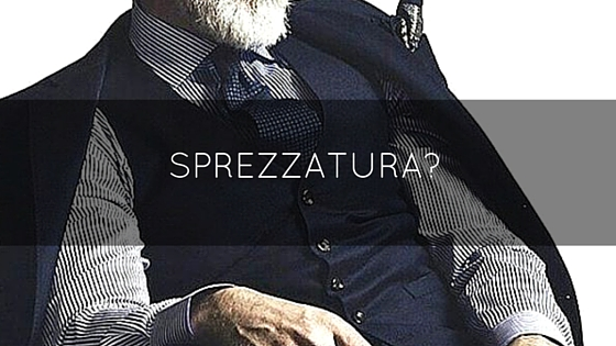 Sprezzatura? Demistifying Such A Captivating Word