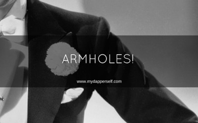 What Are Your Jacket Armholes And Why You Should Care