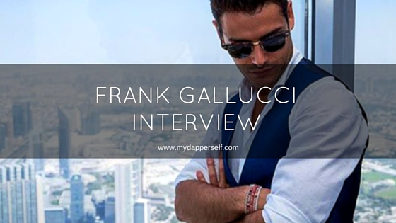 Proud To Be Italian: Frank Gallucci Interview
