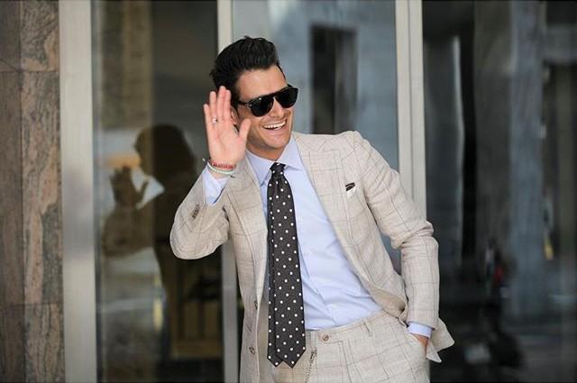 Frank Gallucci smile