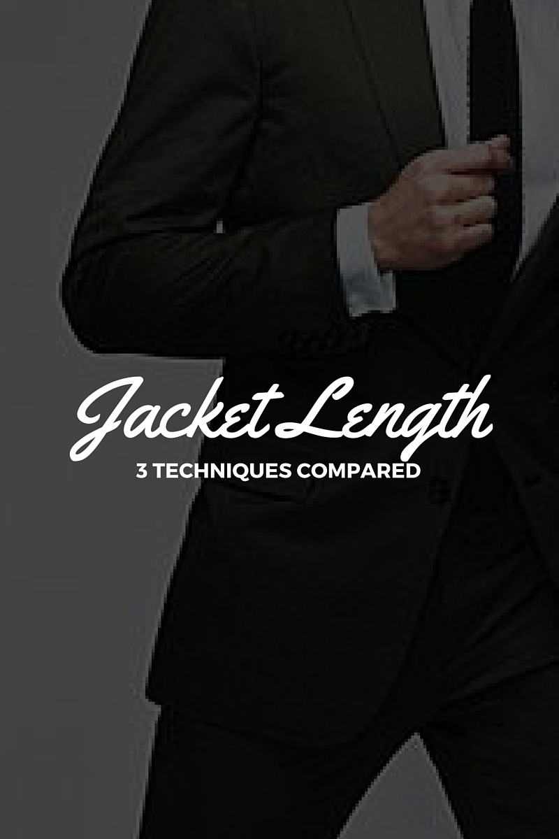 Jacket Lenght Methods Compared