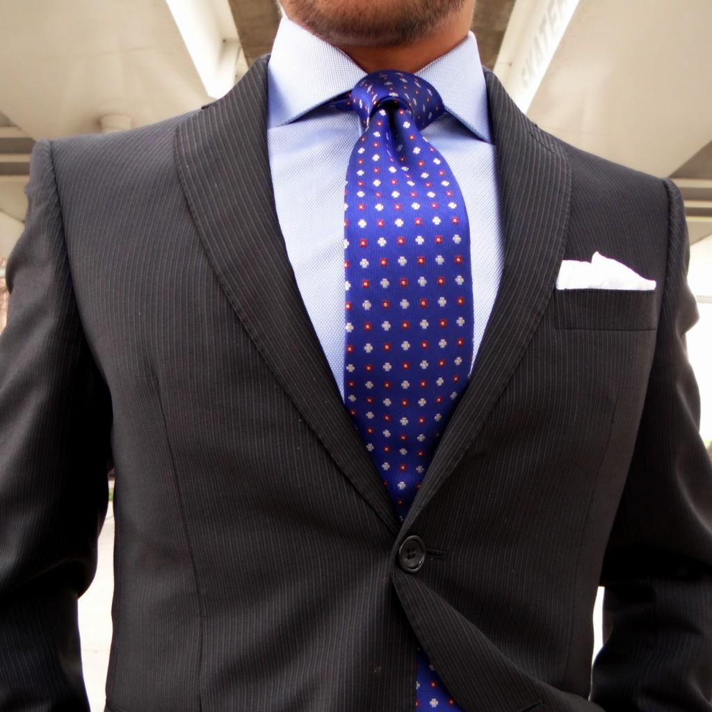 Ed in Friday Tieday tie