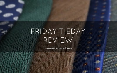 Dapper Swedish-Made Ties – Friday Tieday Review
