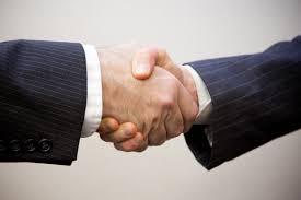 Handshake Suit Interview