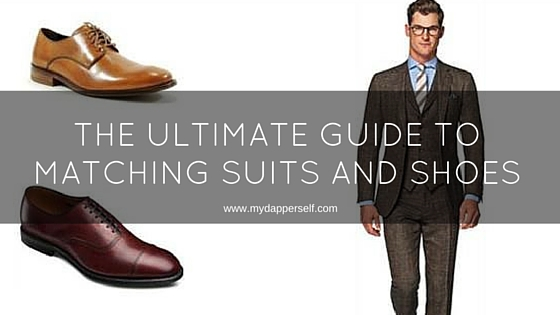 Do Brown Shoes Go With Any Suit