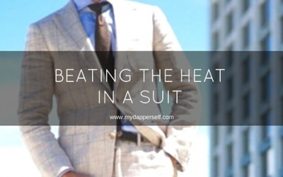 Beating The Heat In A Suit