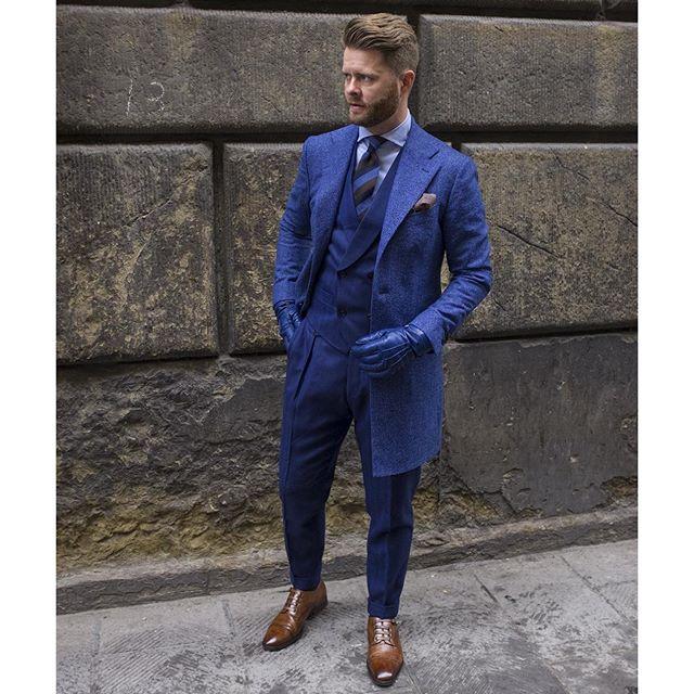Jason Yeats coat and suit