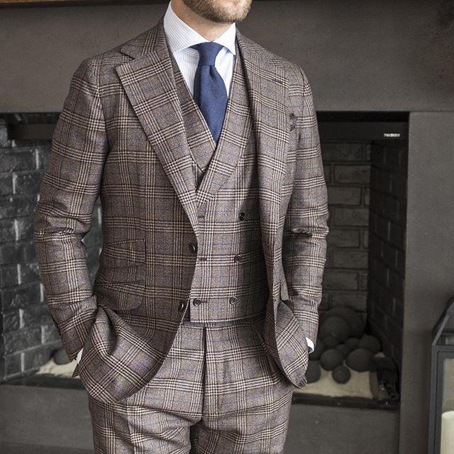 Jason Yeats three piece suit