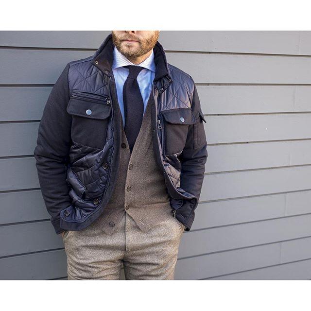 Jason Yeats casual jacket