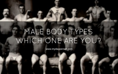 How To Know What's Your Body Type (An Introduction To Male Body Types)