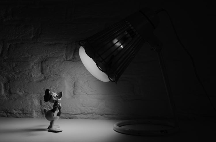 spotlight My Dapper Self