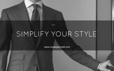 Why You Should Simplify Your Style And How To Actually Do It