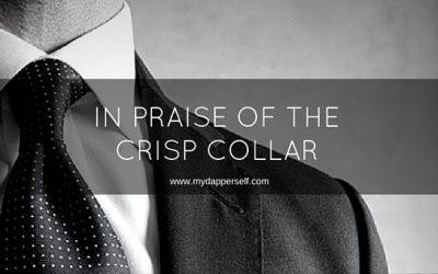 In Praise Of The Timelessly Elegant Crisp Collar