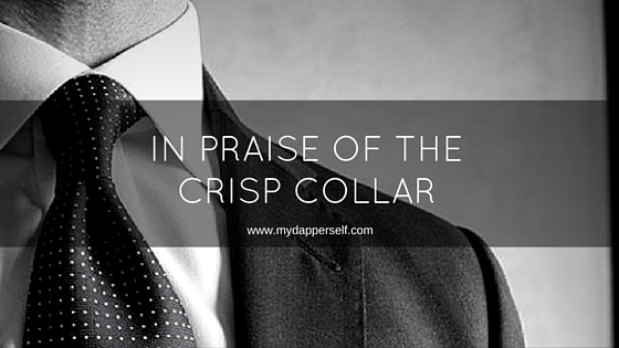 In Praise Of The Timelessly Elegant Crisp Collar