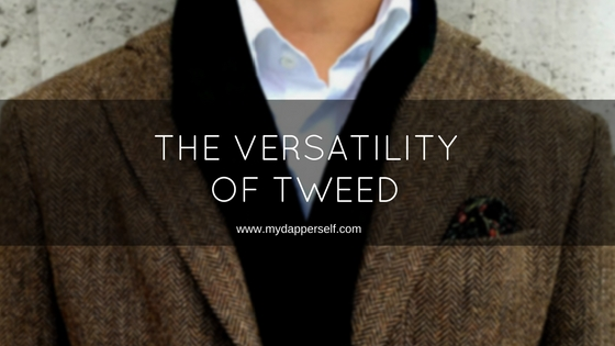 Exploring The Versatility Of Tweed