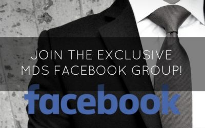 New, Dapper and Exclusive Facebook Group – Join Now!