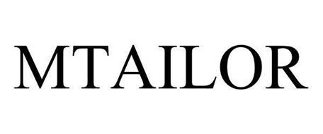 mtailor logo