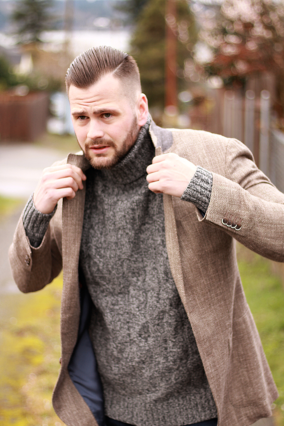 Ollis Leander sweater