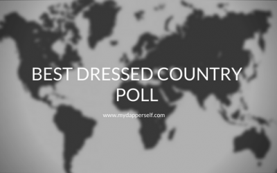 What's The Best Dressed Country? Vote Here!