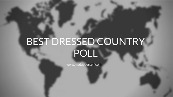 Best Dressed Country