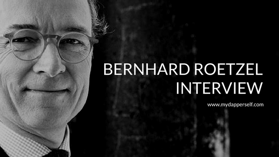 Interview With A Gentleman: Bernhard Roetzel On Classic Menswear