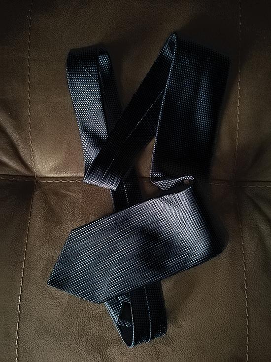 must have ties - black tie