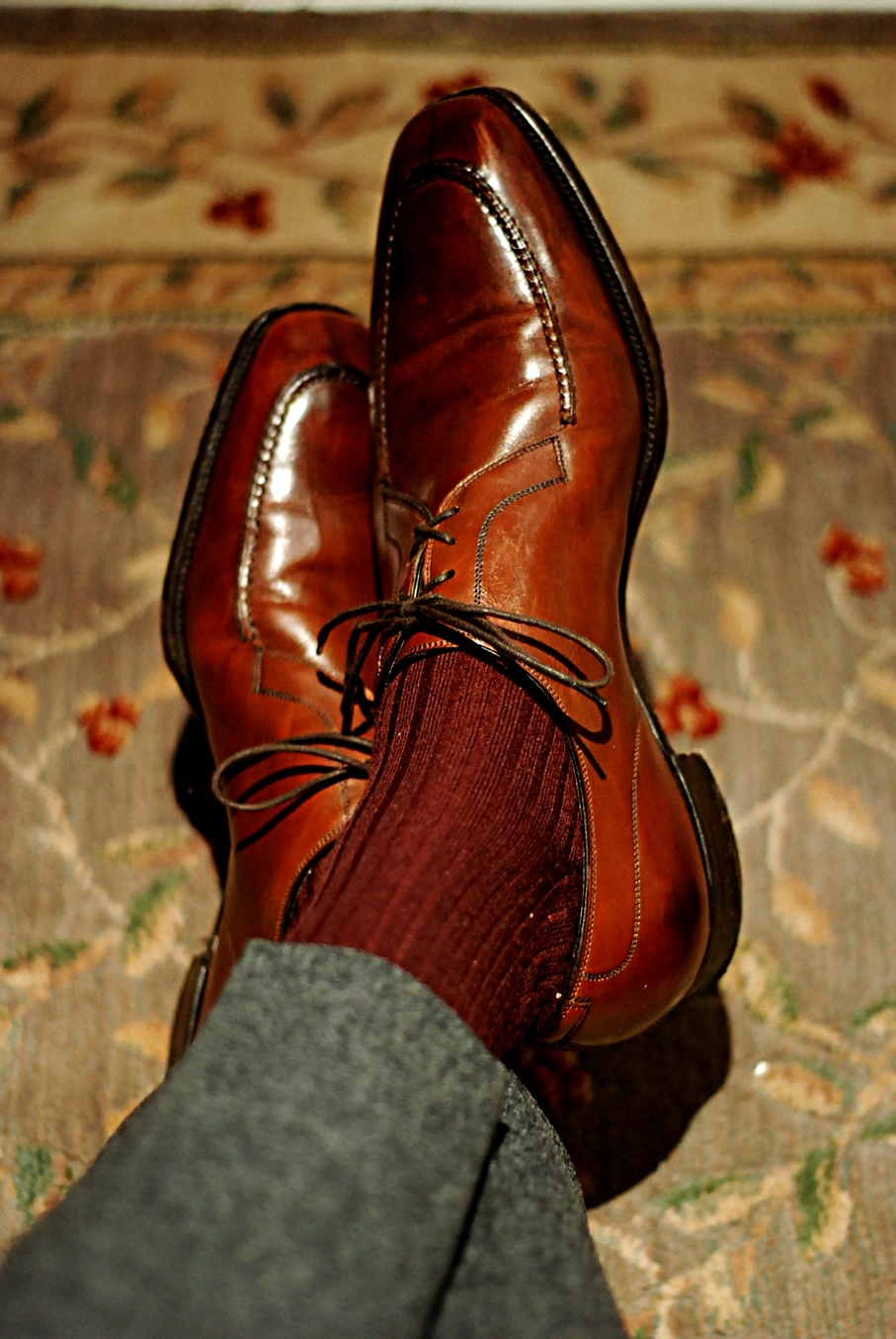 Color Combinations With Brown Shoes
