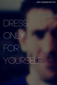 How Men Should Dress