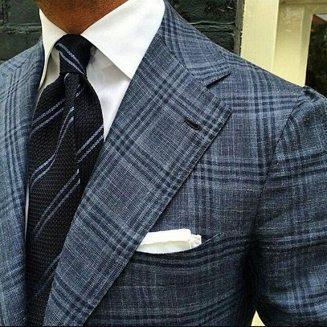 2016 Suit and Tie Trends Tall Collar