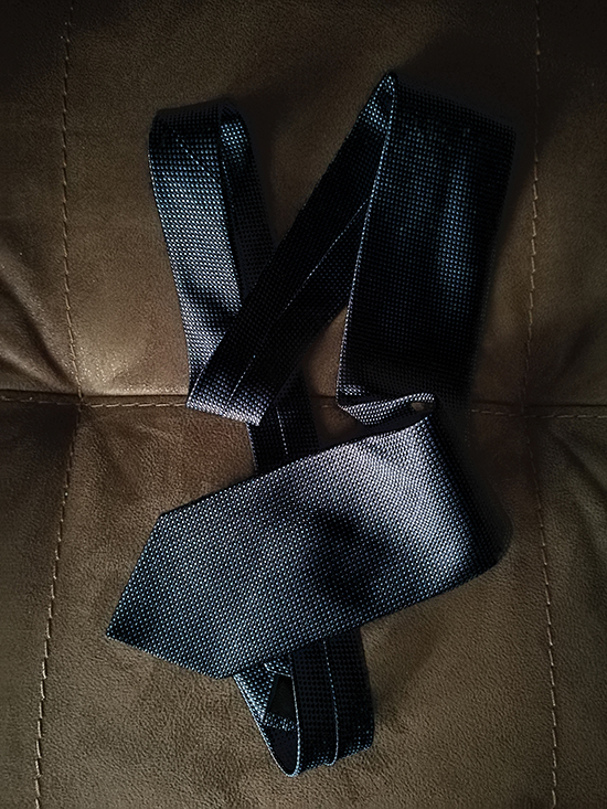 must have ties - black tie