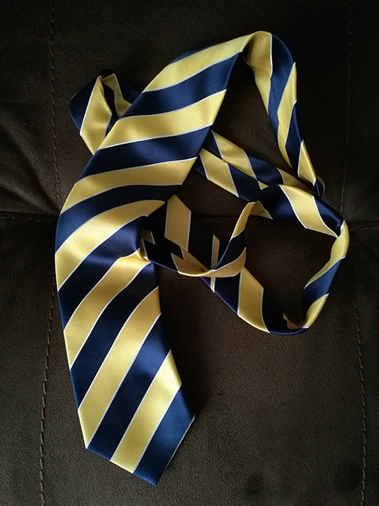 must have ties - striped tie