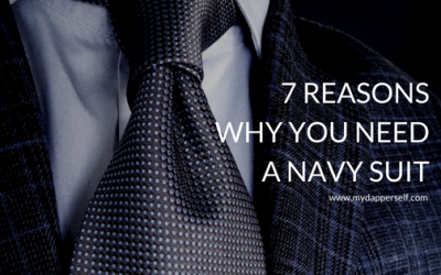 This Is Why You Need A Navy Suit (7 Authentic Reasons Why)