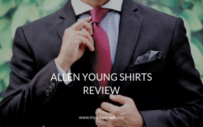Revamping The Custom Dress Shirt: Allen Young Shirt Review