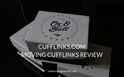 Moving Cufflinks? Cufflinks.Com Cufflinks Reviewed