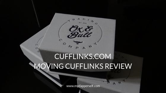 Cufflinks.com Cufflinks Reviewed